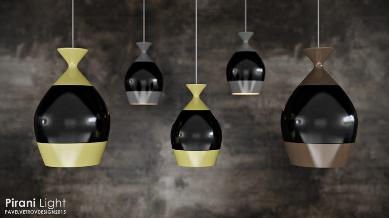 Pirani Light. Ceramic Collection 1