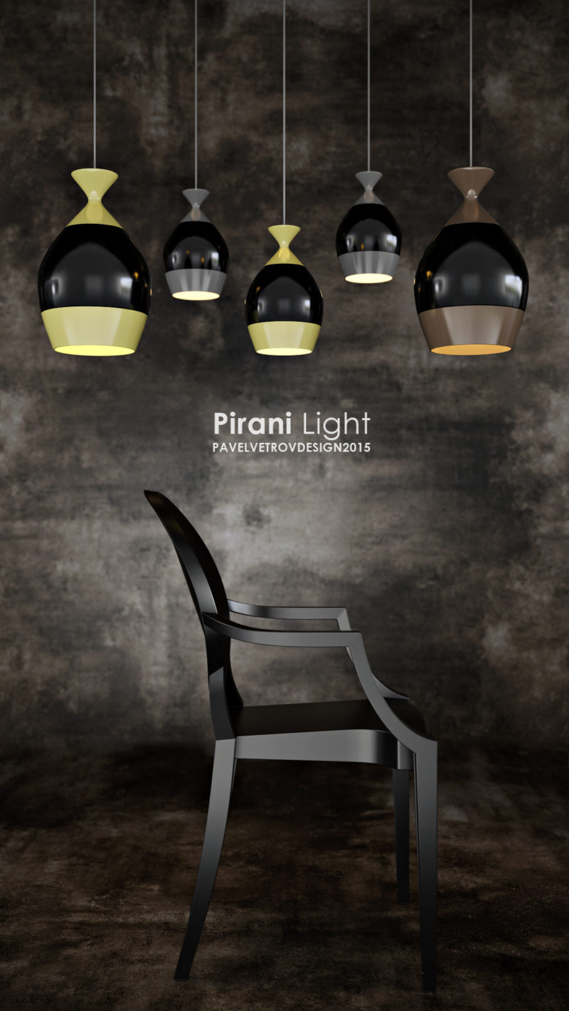 Pirani Light. Ceramic Collection 2
